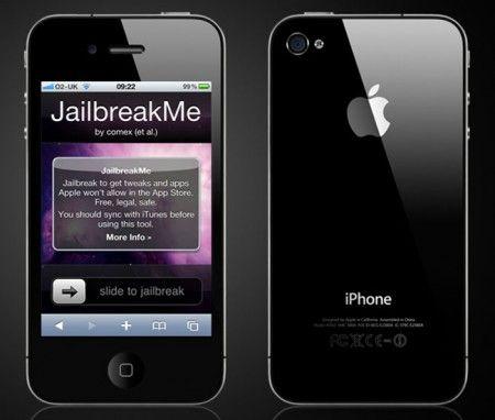 Jailbreak iPad 2 servito con l'aggiornamento di Jailbreakme