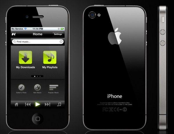 Apple App Store accoglie l'e-store musicale Kazaa