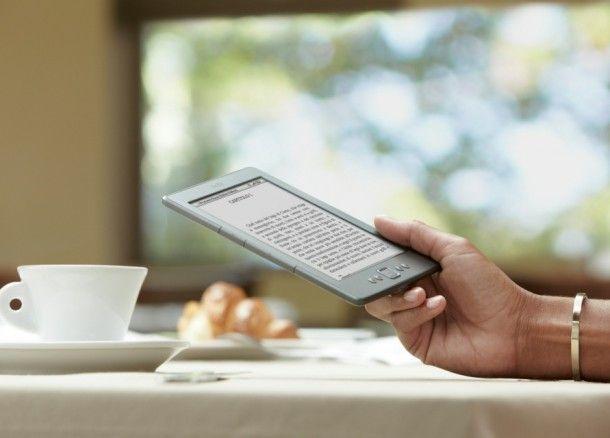 Anche in Italia arriva il Kindle Store, gli eBook in italiano sono già 16 mila