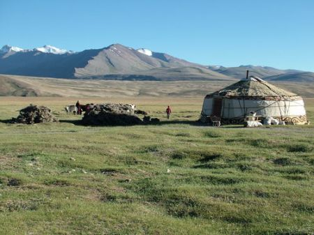 Kyrghizistan