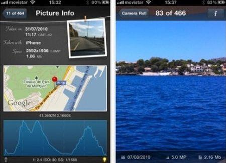 lab visualizzatore immagini iphone