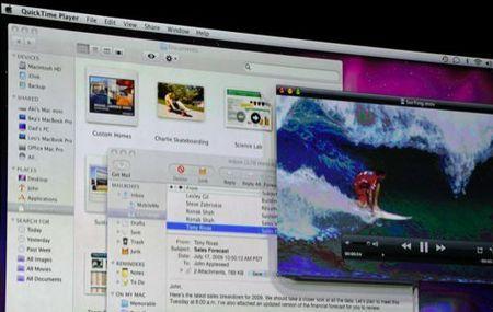 Mac Lion è stato presentato da Apple sul palco della WWDC 2011