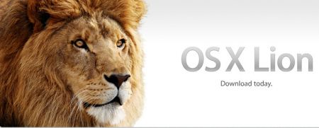 Mac OS X Lion  disponibile al download nel Mac App Store