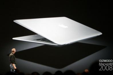 Il MacBook Air è arrivato. Bellissimo!