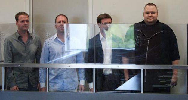Chiusura di Megavideo: i due soci di Kim Dotcom escono su cauzione
