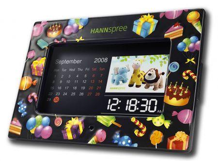 LCD HANNSsweet Digital Photo Frame