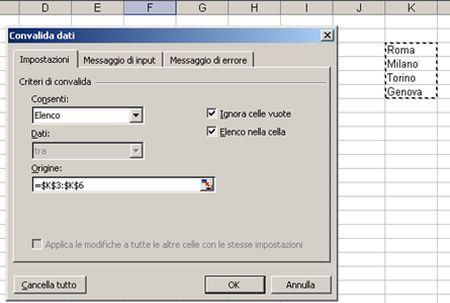 Inserire Calendario In Excel Menu A Tendina.Menu A Tendina In Excel Come Crearlo Trackback
