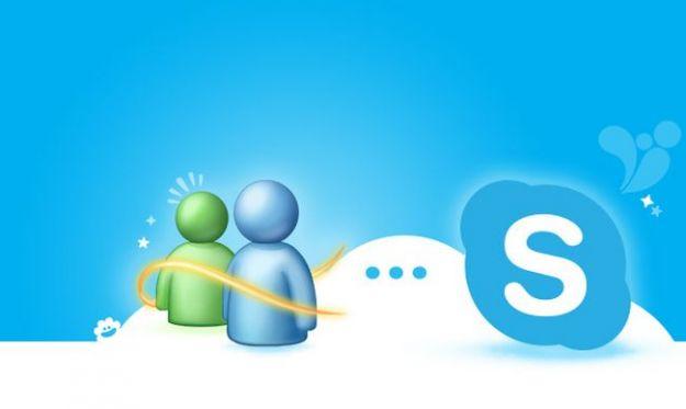 Messenger chiude il 15 marzo e passa a Skype