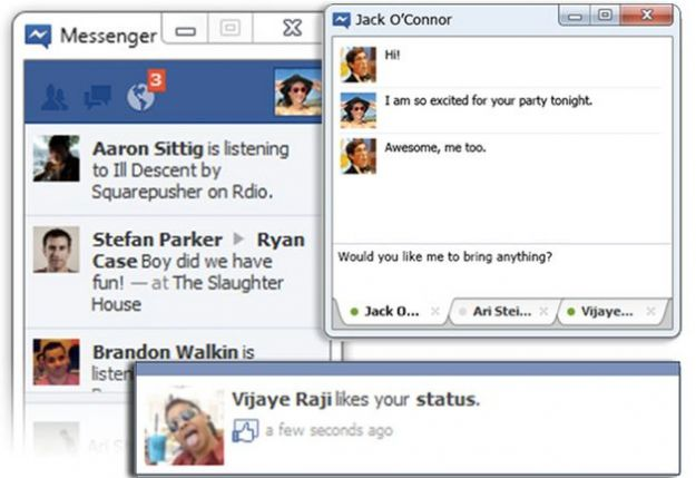 Messenger per Windows, arriva il client di Facebook ufficiale
