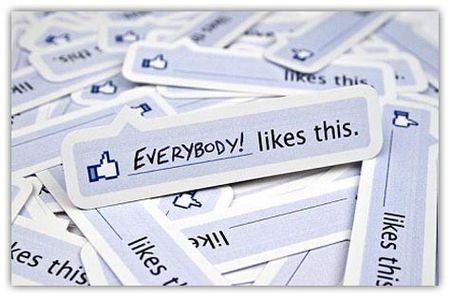 Il Mi Piace di Facebook fra le estensioni per Chrome per apprezzare le pagine web