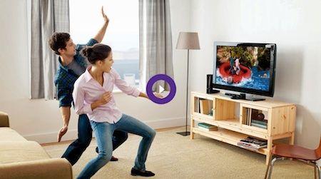 Microsoft Kinect per Xbox 360