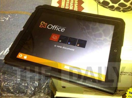 Office per iPad è in arrivo? No, non è vero (ma Microsoft nasconde qualcosa)