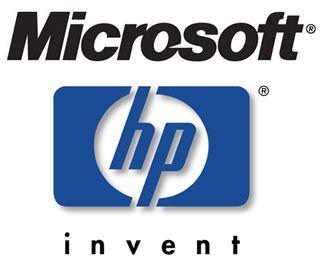 Microsoft ed HP
