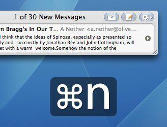 MiniMail, il comodo plugin che riduce Apple Mail ad una piccola finestra