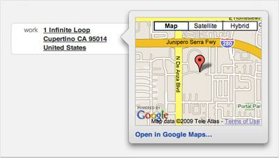 MobileMe-Maps