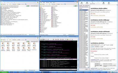 WinSplit screenshot