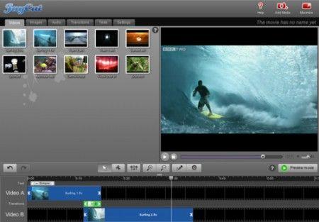Modificare video online: come fare video editing con JayCut