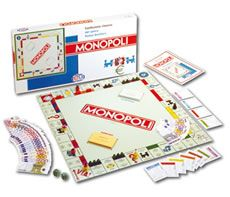 Gioco da tavolo Monopoli