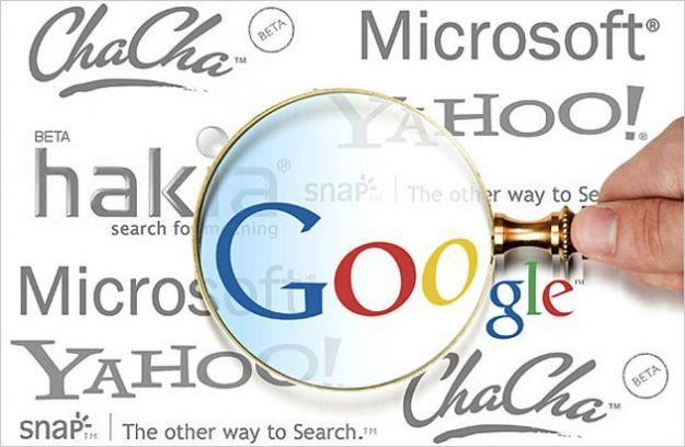 motori ricerca google altri