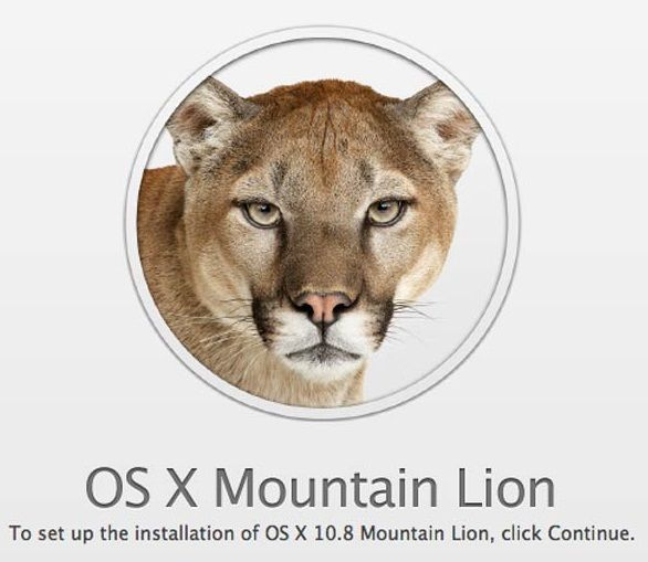 mountain lion download