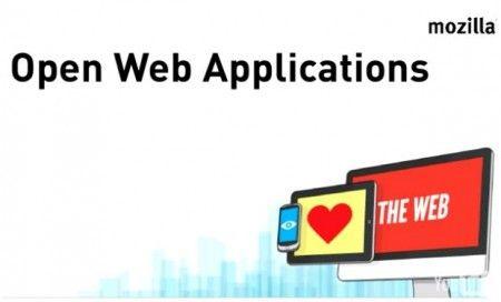 Mozilla apre il Web App Project