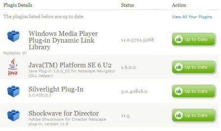 Mozilla: Plugin Check per tutti i maggiori browser