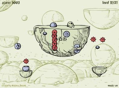 Mr Mothball – Un browser game per iniziare bene la settimana