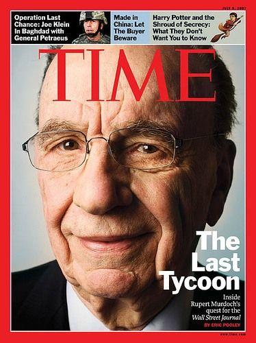 Rupert Murdoch contro Google e Microsoft