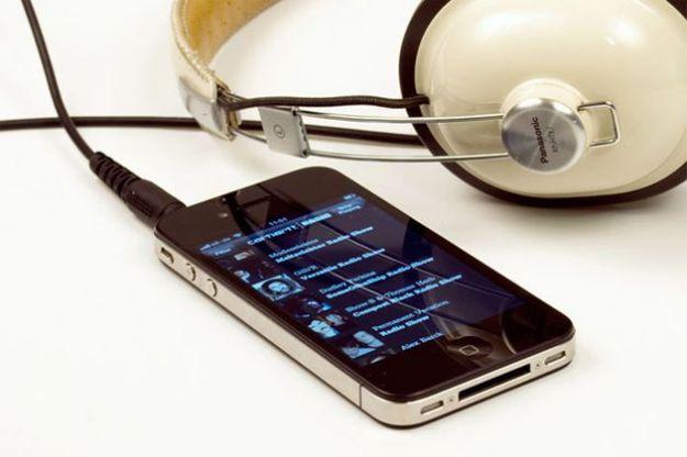 Ascoltare la musica su iPhone con TuneIn Radio