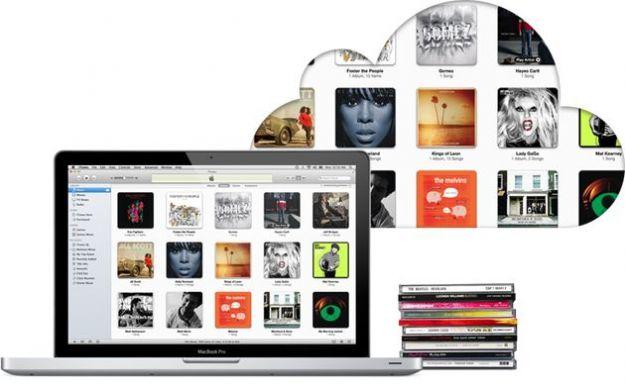 musica itunes match streaming