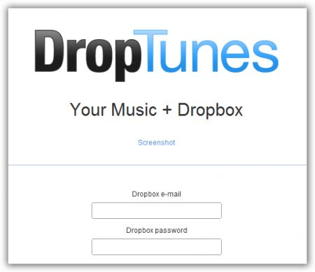 musica streaming droptunes