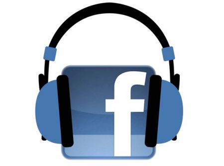 musica streaming facebook vibes