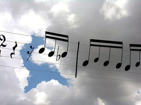 Ascoltare musica con un player musicale portatile