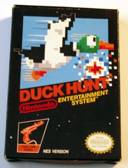 Nes Duck Hunt