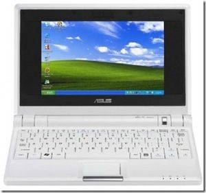 Netbook Windows XP