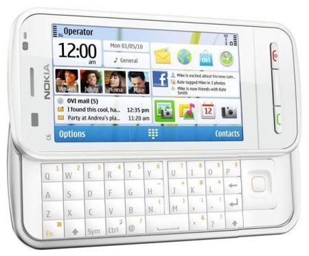 Nokia C6: entrylevel del Nokia N97