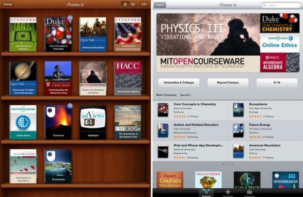 La nuova app iTunes U: tutto ciò che dobbiamo sapere