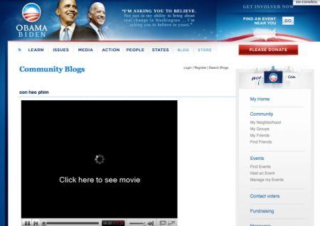 obama malware