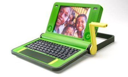 one laptop for child