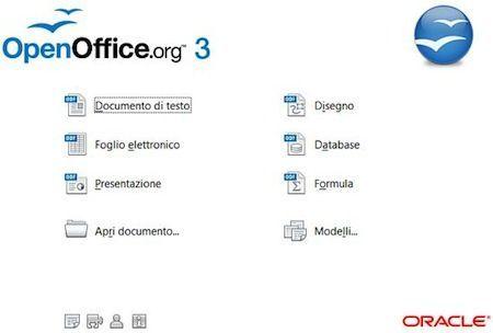 OpenOffice 3.2.1: ecco la prima versione marchiata Oracle