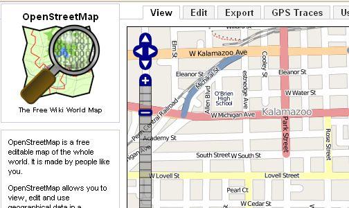 Foursquare abbandona Google Maps per OpenStreetMap