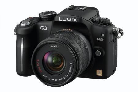 Panasonic DMC-G2: la prima fotocamera con scatto Touch-Control