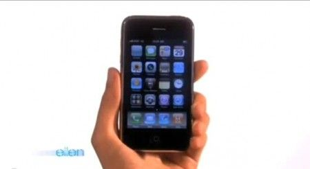 Ellen Degeneres chiede scusa per la parodia degli spot su iPhone
