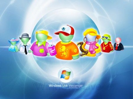 password windows live messenger