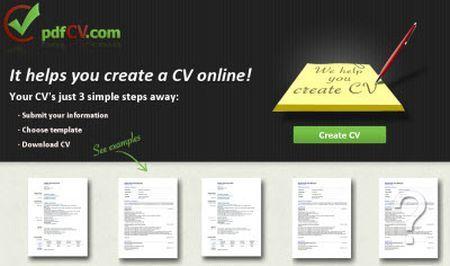 pdf curriculum online pdfcv
