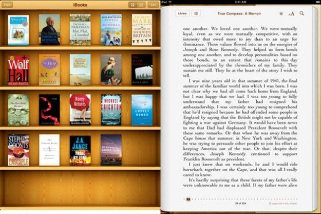 Trasferire un PDF su iPad e leggerlo con iBooks