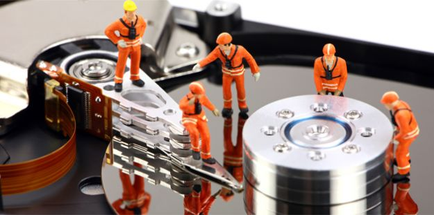 perdita dati hard disk danneggiati