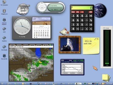 personalizzare desktop desktopx