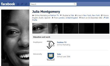 personalizzare facebook social plus