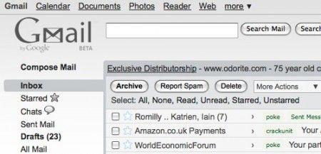 Gmail: personalizzare l'interfaccia e le funzioni con Minimalist Gmail